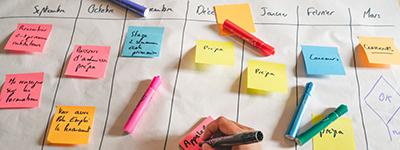 Projet professionnel plan d'action
