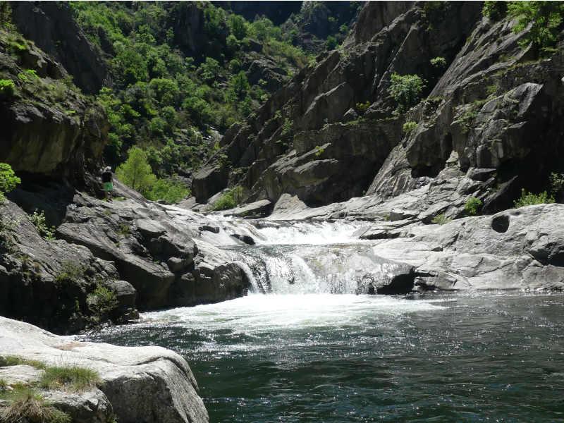 rivière Chassezac piscine baignade eau-vive